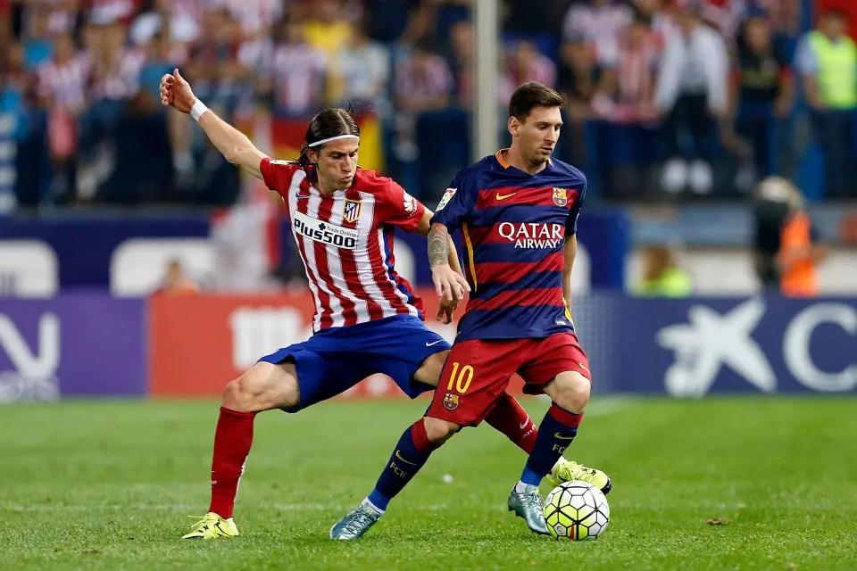 Ex-Atletico Defender Luis Reveals Best Ways To Defend Against Messi