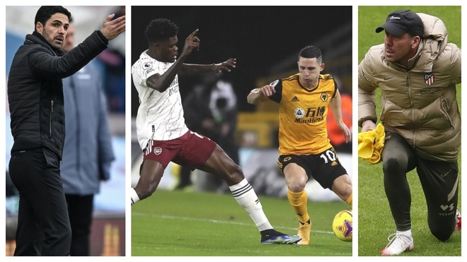 Like Simeone, Arteta Possesses Strong Winning Mentality – Arsenal Midfielder, Partey