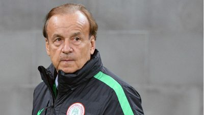 Rohr Delighted By Exploits Of Super Eagles Players In Europe