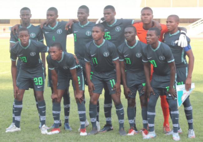 U-17 AFCON Championship: Dosu Tips Golden Eaglets To Qualify From Group B