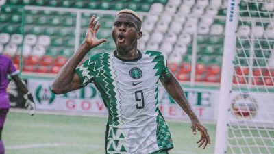 Osimhen Has Potential To Be A Great Player - Omeruo