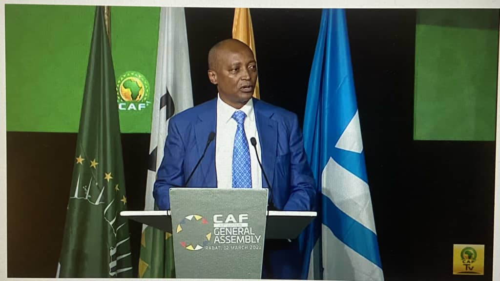 BREAKING: South Africa's Patrice Motsepe Elected New CAF President