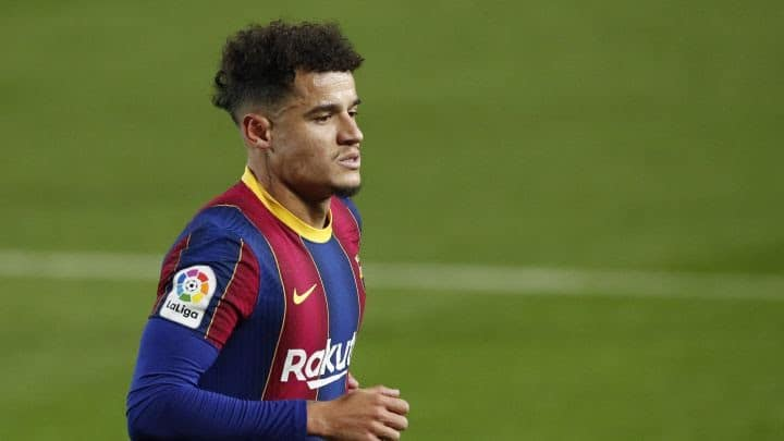Arsenal Receive Coutinho Transfer Boost