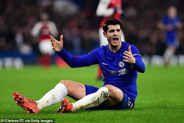 Morata: I Almost Fell Into Depression At Chelsea