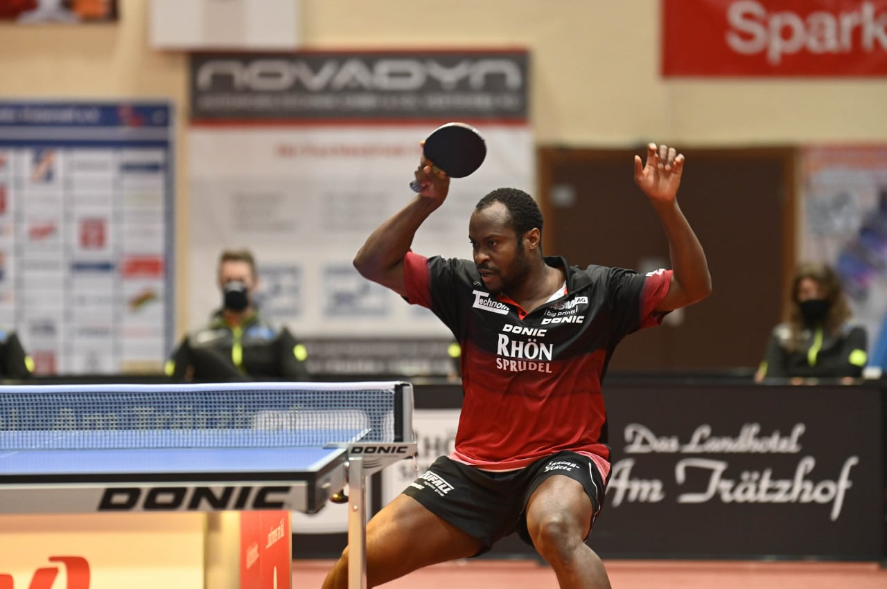 WTT: Aruna's Quarter-final Feat In Qatar Excites NOC