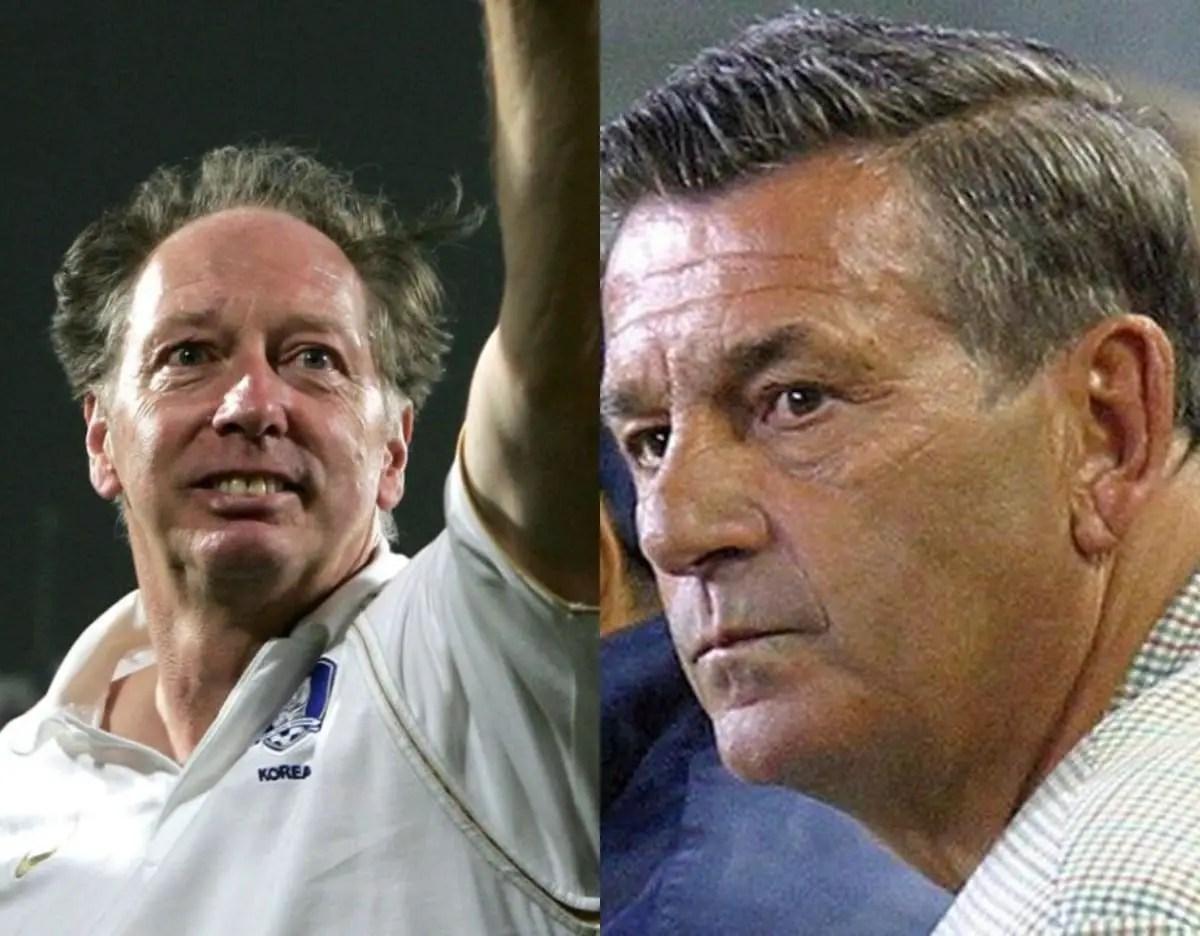 Westerhof, Bonfrere Best Foreign Coaches Super Eagles Ever Had- Dosu