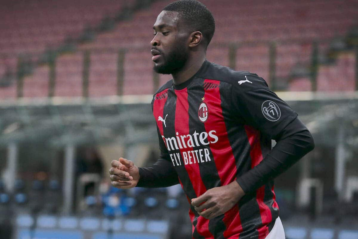 AC Milan Boss Pioli Lavishes Praise On Tomori After Victory Over Roma