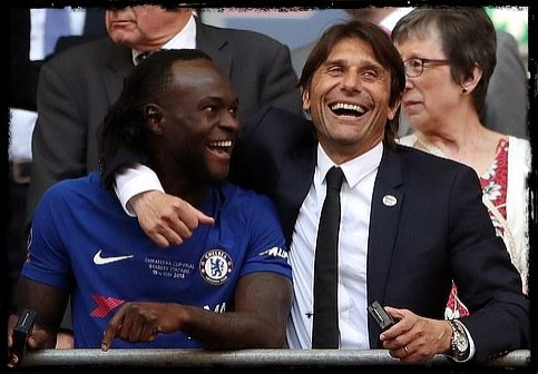 Moses: Conte The Best Coach I've Had