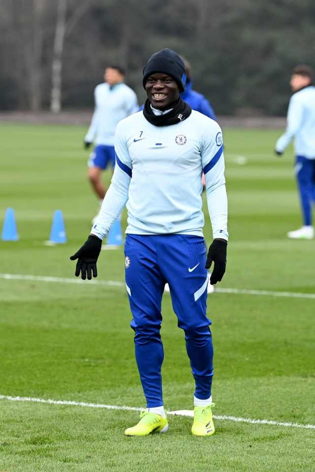 Kante Ruled Out of Juventus Clash After Testing Positive For COVID-19
