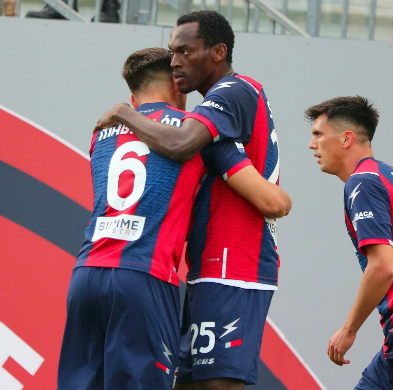 Serie A: Nwankwo's Brace Helps Struggling Crotone Beat Torino, End Winless Run
