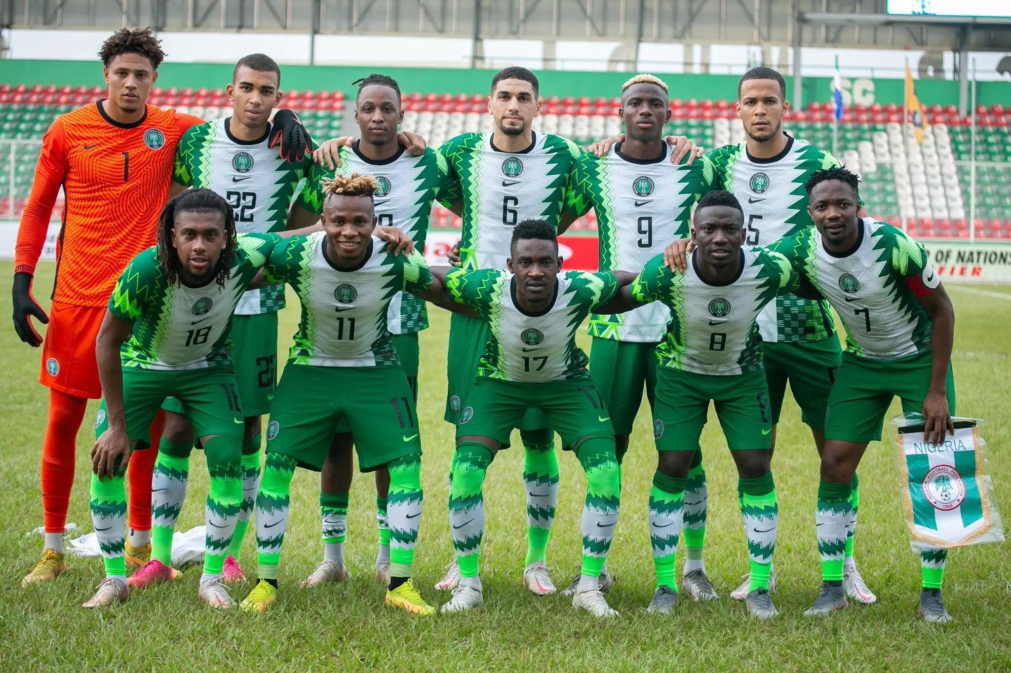 2021 AFCON Qualifiers: Super Eagles Coach, Rohr Invites Sadiq , Uzoho, Musa, 21 Others For Benin, Lesotho Games