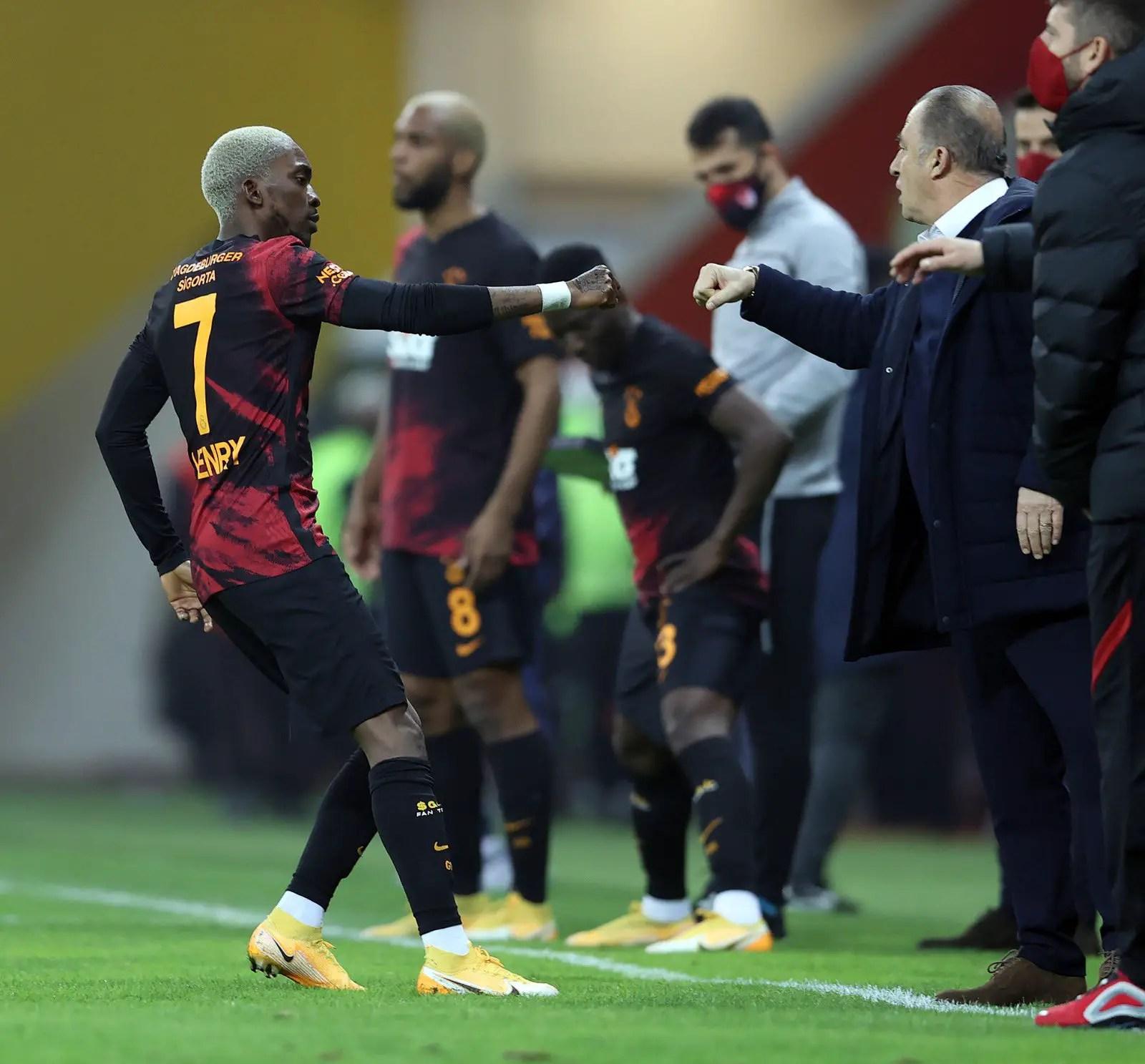 Onyekuru: Galatasaray Fought Well For Win Against Kayserispor
