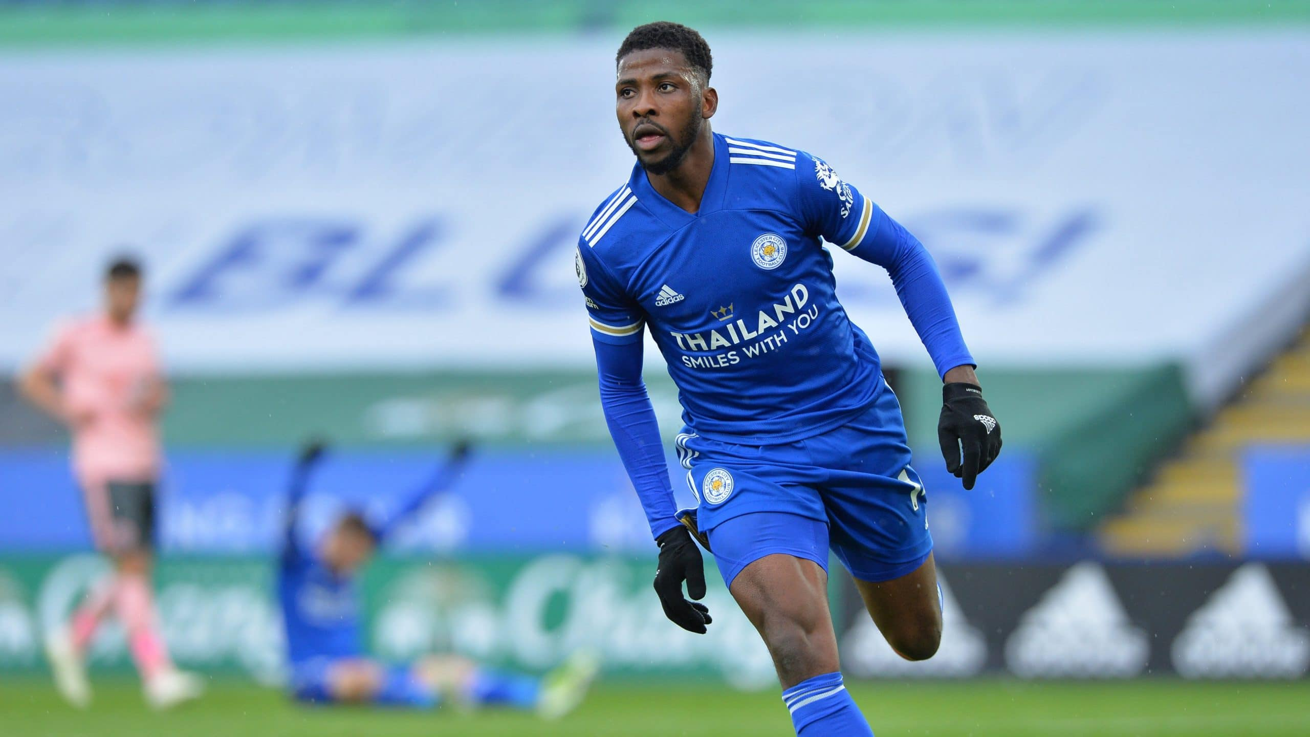 Sutton: Iheanacho Can Be Leicester City's Key  Star