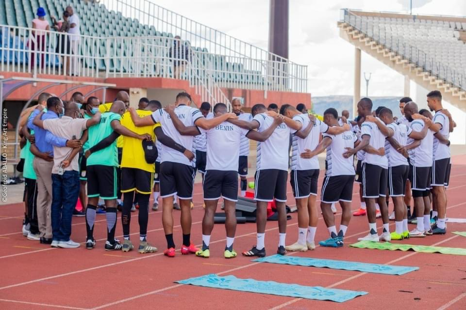AFCON Qualifier: Full House As Squirrels Hold First Training Session