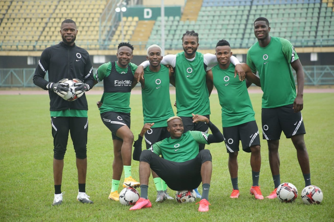 Sports Minister Dare Charges Super Eagles To Go For Victory Against Benin