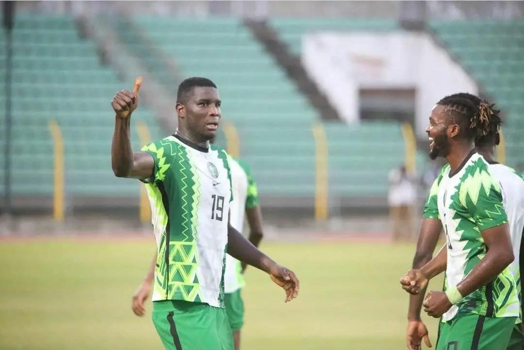 2021 AFCON Qualifiers: Kanu, Adepoju Salute Super Eagles Over Win Vs Benin Republic