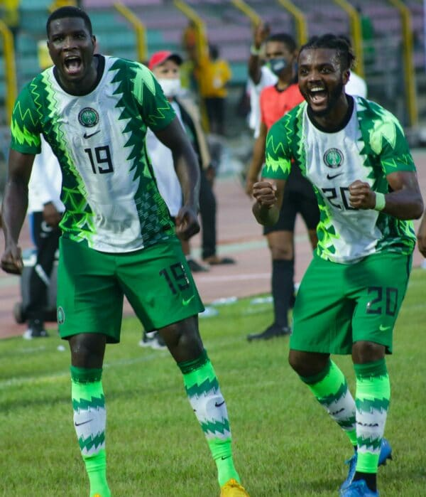 'He Has So Much Qualities'- Omeruo Tips Onauchu To Become  A Key  Player For Super Eagles