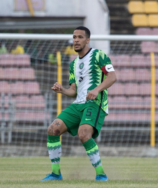 Troost-Ekong Disappointed To Miss Super Eagles Vs Cape Verde Clash