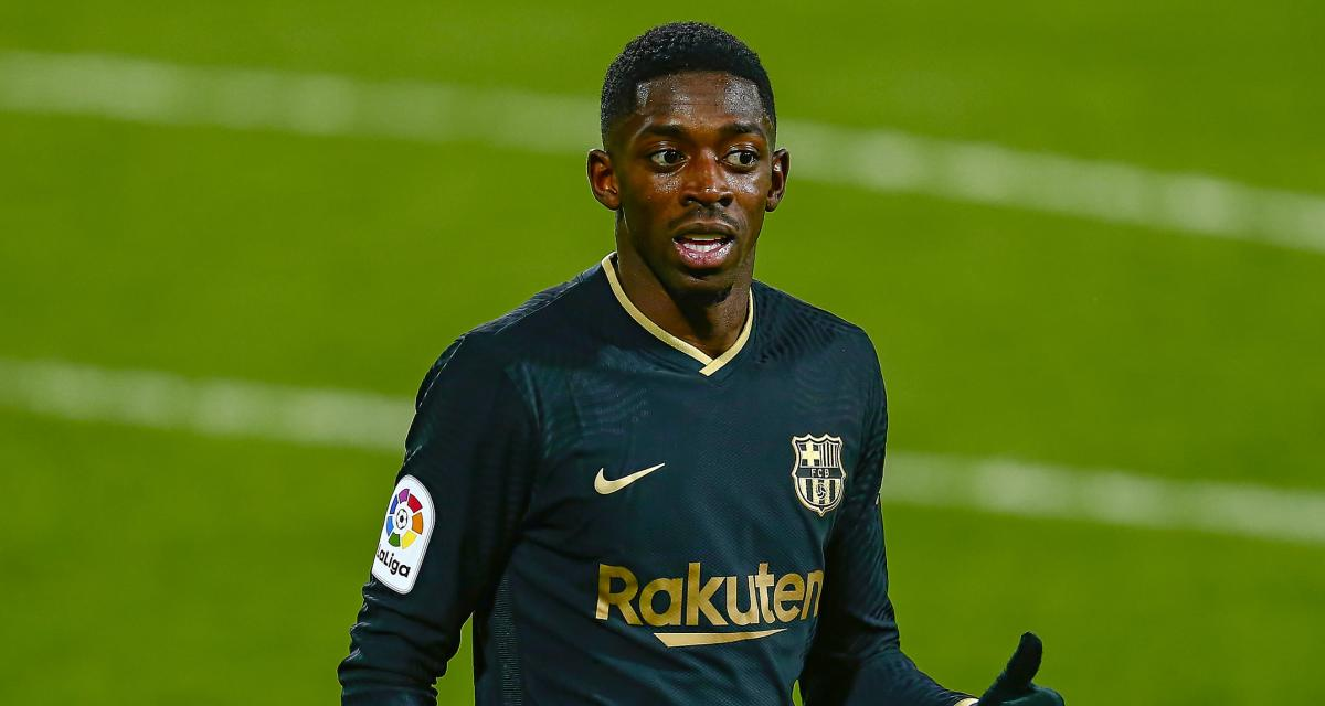Manchester United Target Dembele Move