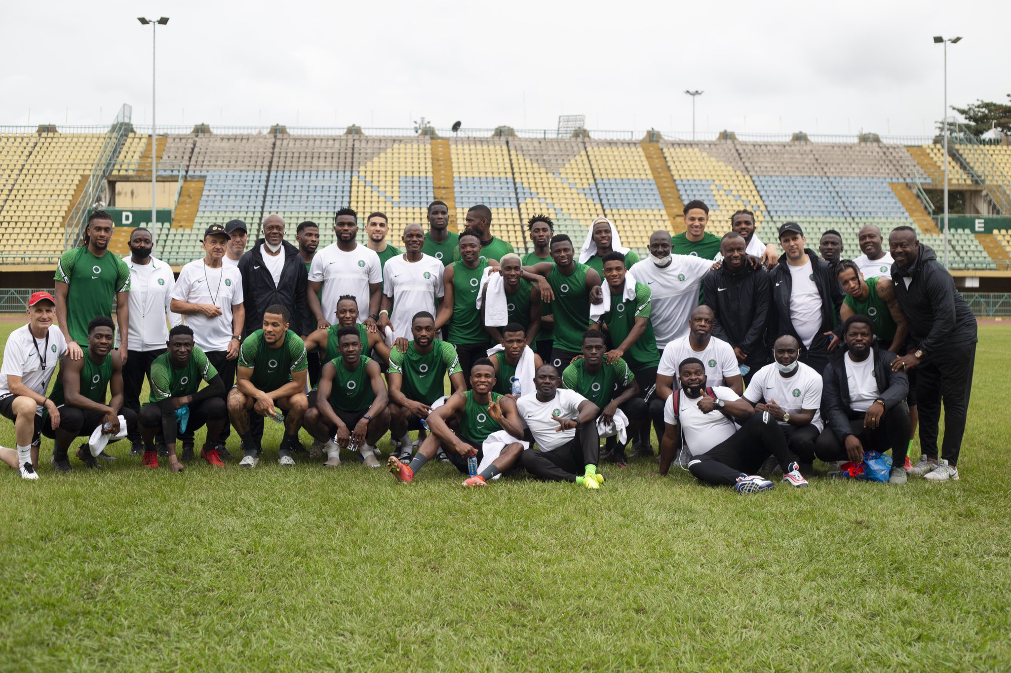 Ugbade: Super Eagles Must Not Be Complacent Against Lesotho