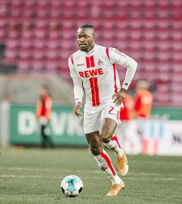Bundesliga:  Nigerian Stars Get Busy During International Break