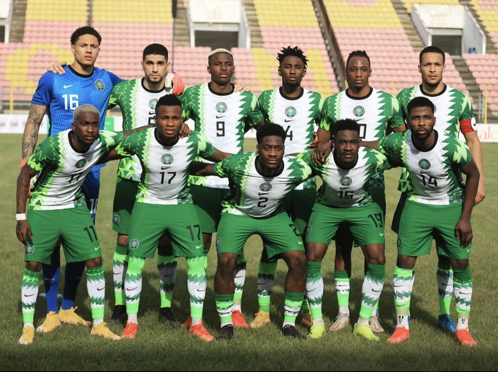 Super Eagles To Know 2021 AFCON Foes June 25