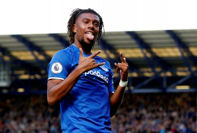Why Iwobi Struggled To Settle Down At Everton - Okocha