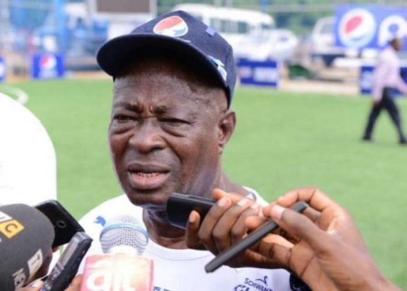 Ex-NFF Technical Director Laloko Dies