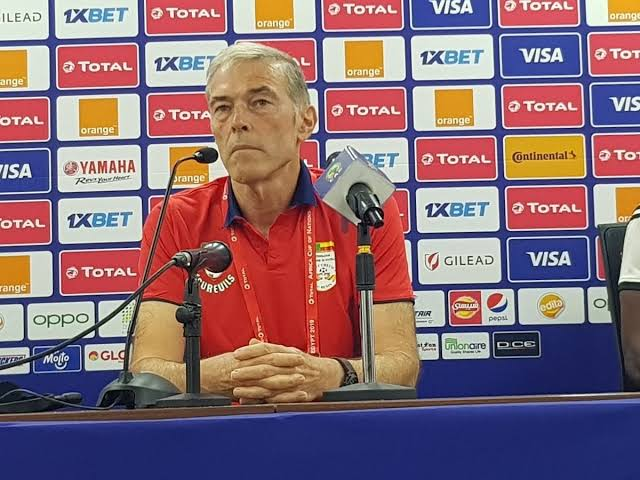 2021 AFCON Qualifier: Benin Will Do Everything Possible To Get Positive  Result Against Super Eagles – Dussuyer