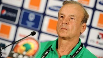 2021 AFOCN Qualifiers: Rohr's Failure To Build A Solid Home-Based Team May Backfire - Garba Lawal Warns