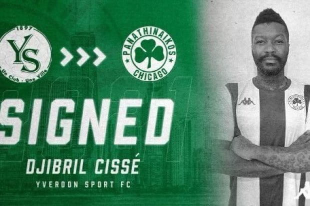 Ex-Liverpool Star Cisse Signs For New Club At 39