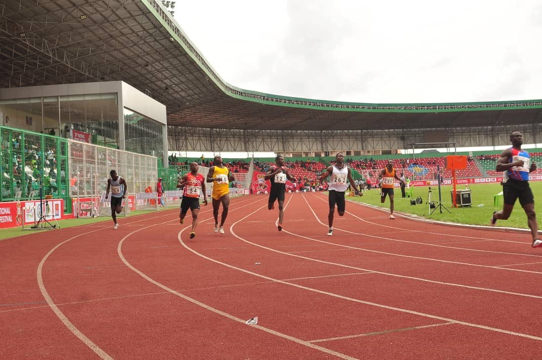 National Sports Festival: Edo State Tops Track And Field Medals Table On Day 1