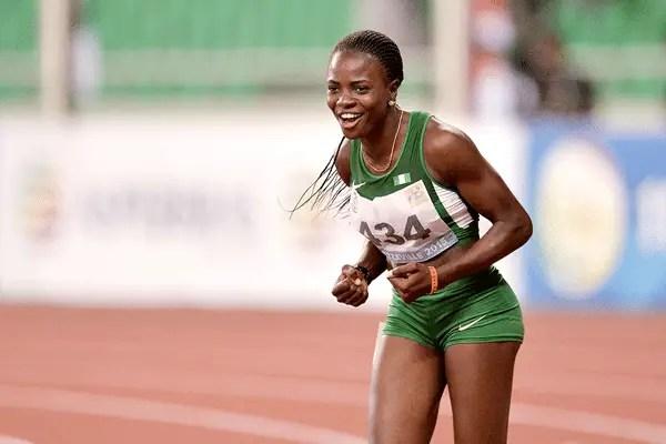 Ogun State Governor Adopts Amusan For Tokyo Olympics
