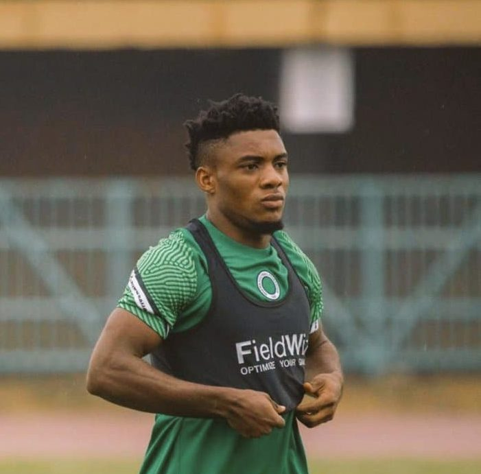 Super Eagles: Iwuala, Another Star In The Making