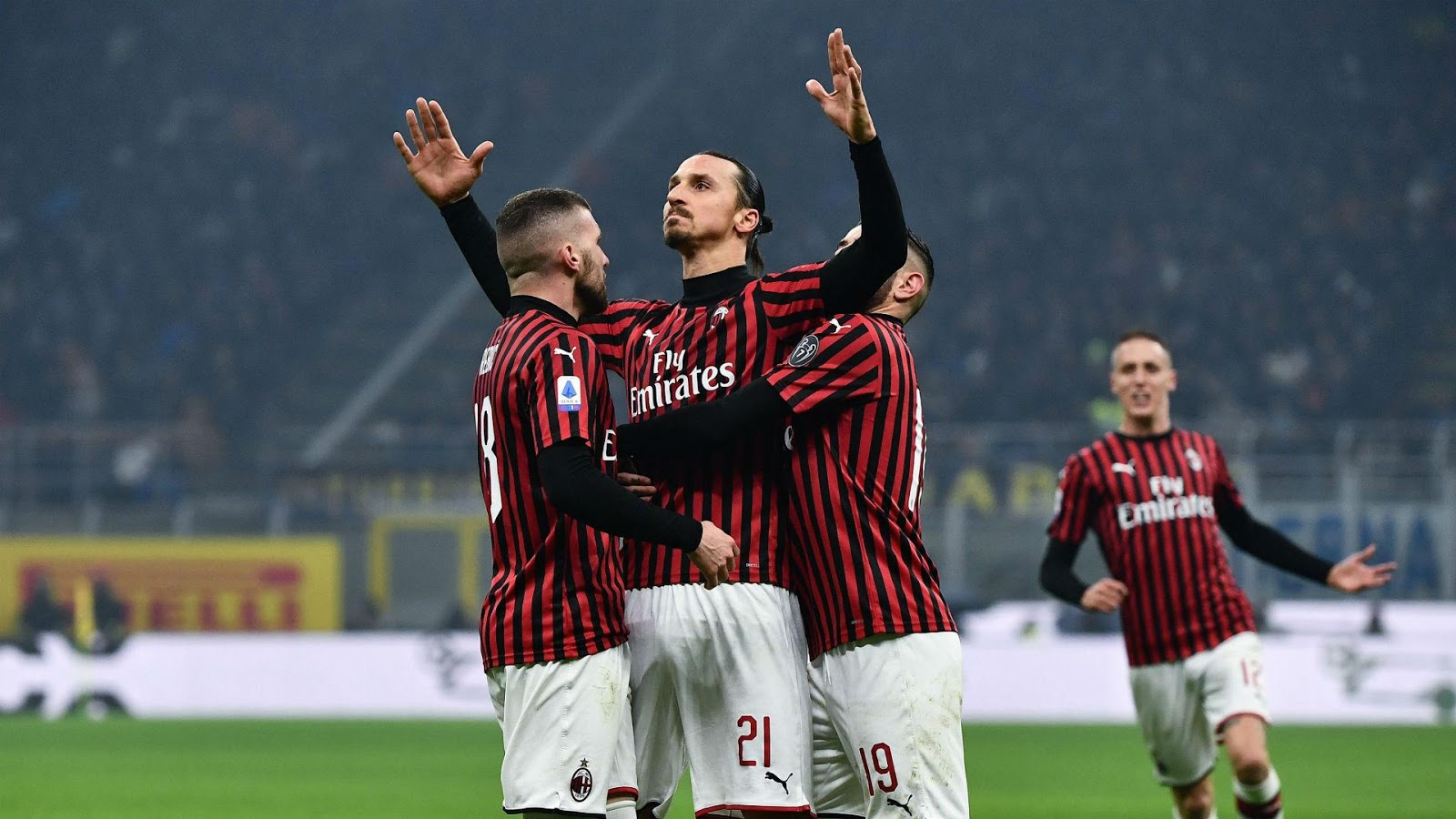 The Ups And Downs Of The AC Milan Team