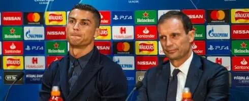 Allegri Advised Juve President To Get Rid Of Ronaldo