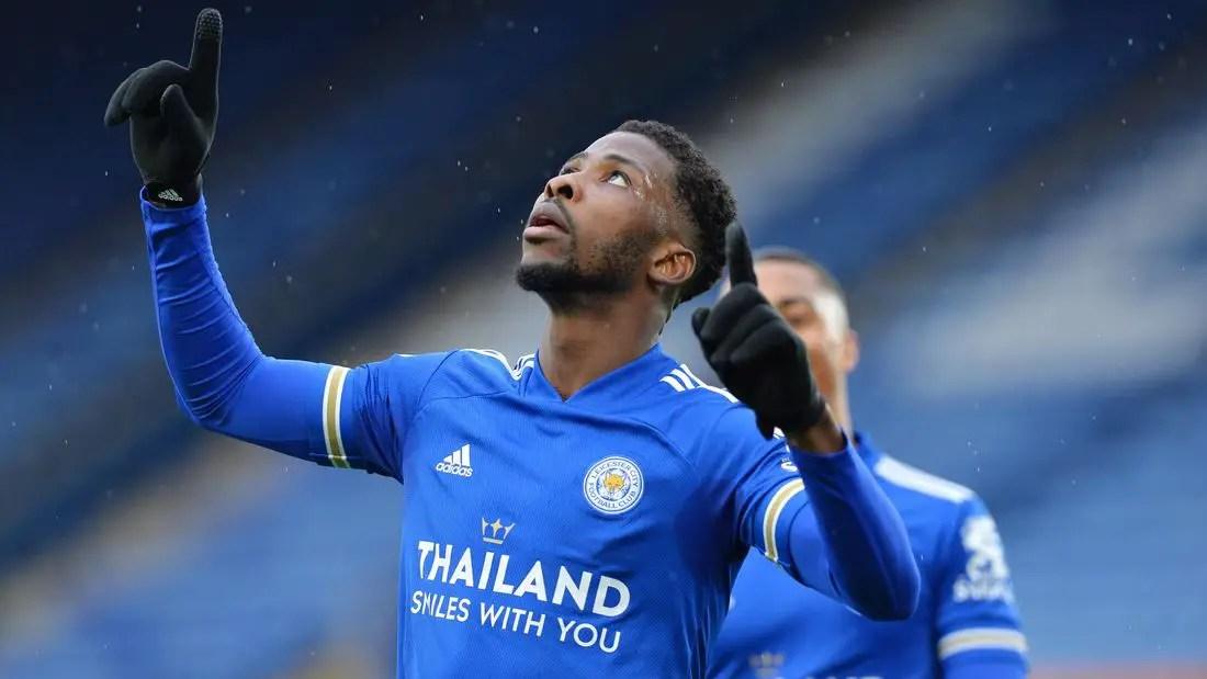 Ikpeba Tasks Iheanacho On FA Cup Final Clash Against Chelsea