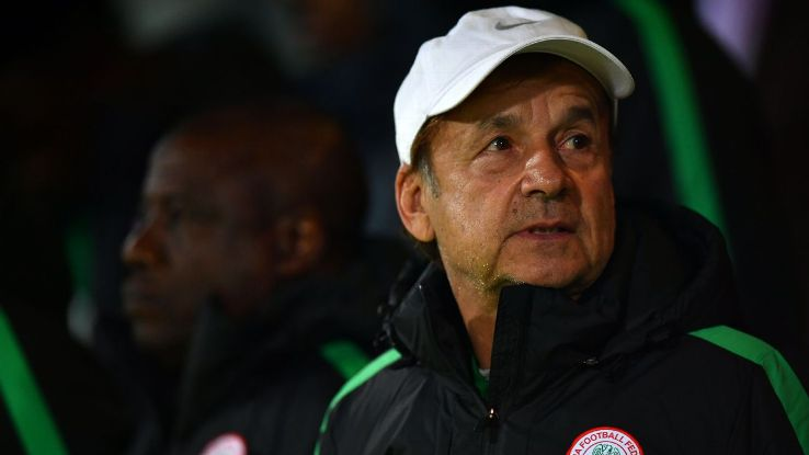 Rohr Must Select Players That Will Make Super Eagles Giant Of Africa Again – Ekpo