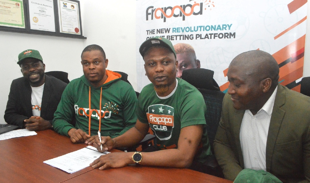 Frapapa Signs Nigerian Rapper Reminisce As  Chief Frapstar
