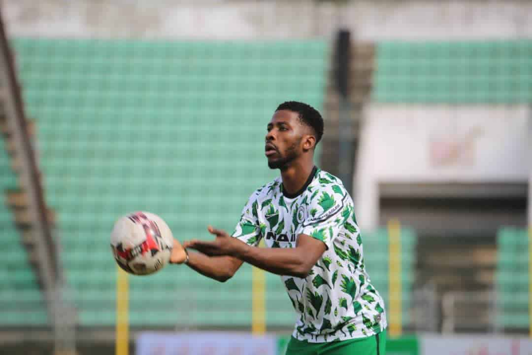 Dosu: Iheanacho Has Potential To Be Among Top Players In Europe