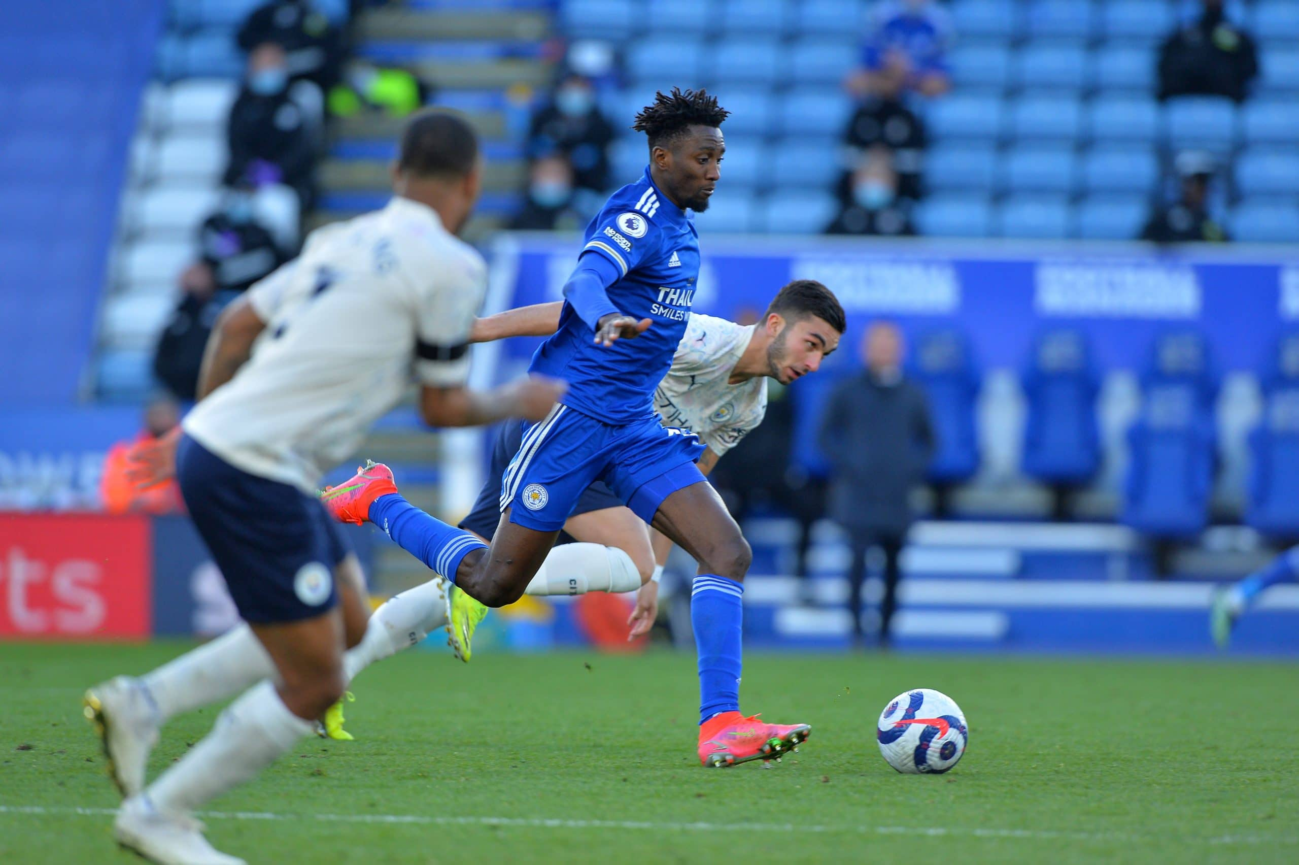 Premier League: Iheanacho, Ndidi Subbed Off In Leicester's  Home Loss To Man City