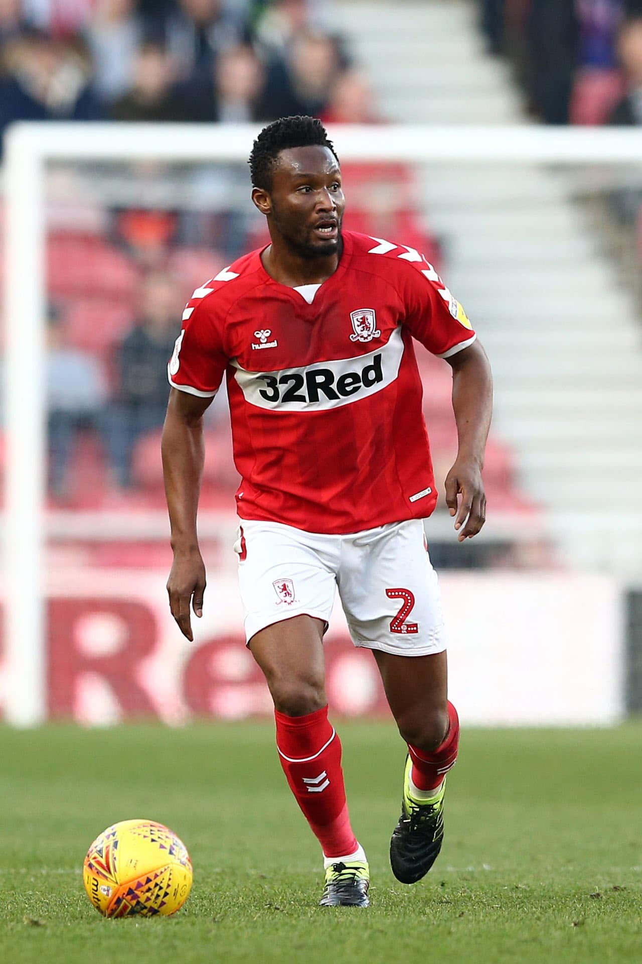 Mikel Happy With Stoke Winning Mentality After Win Vs Bristol