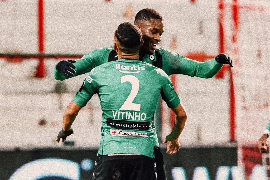 Belgian Jupiler: Ugbo On Target As Relegation Threatened Cercle Brugge Claim Home Win