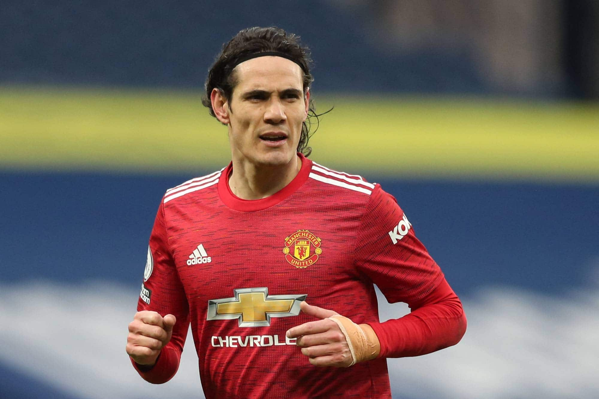 Edison Cavani Set To Leave Manchester United