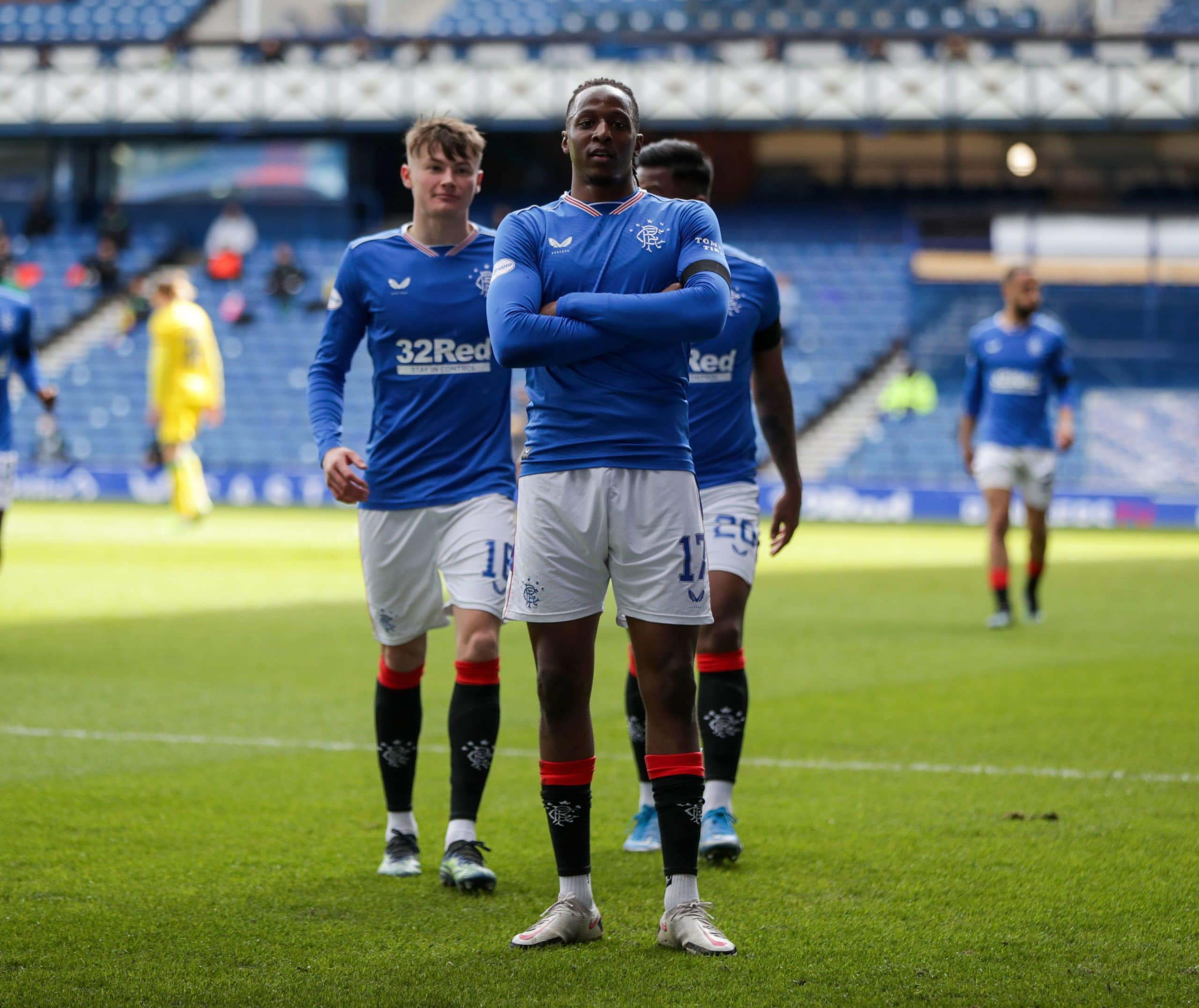 Aribo: I Want To Score In Every Game For Rangers