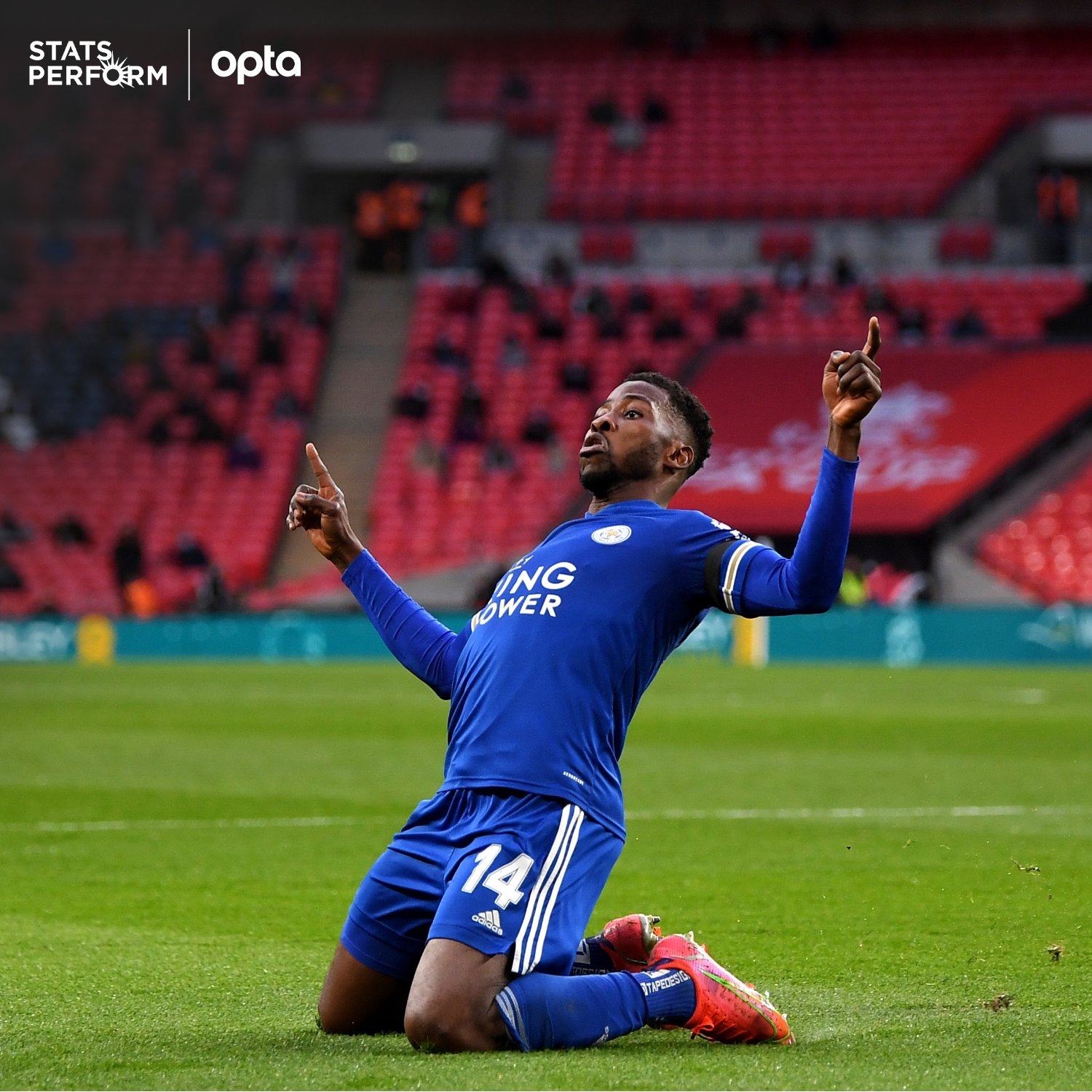UPDATE: Iheanacho's Goal Vs Southampton Sends Leicester To First FA Cup Final In 52 Years