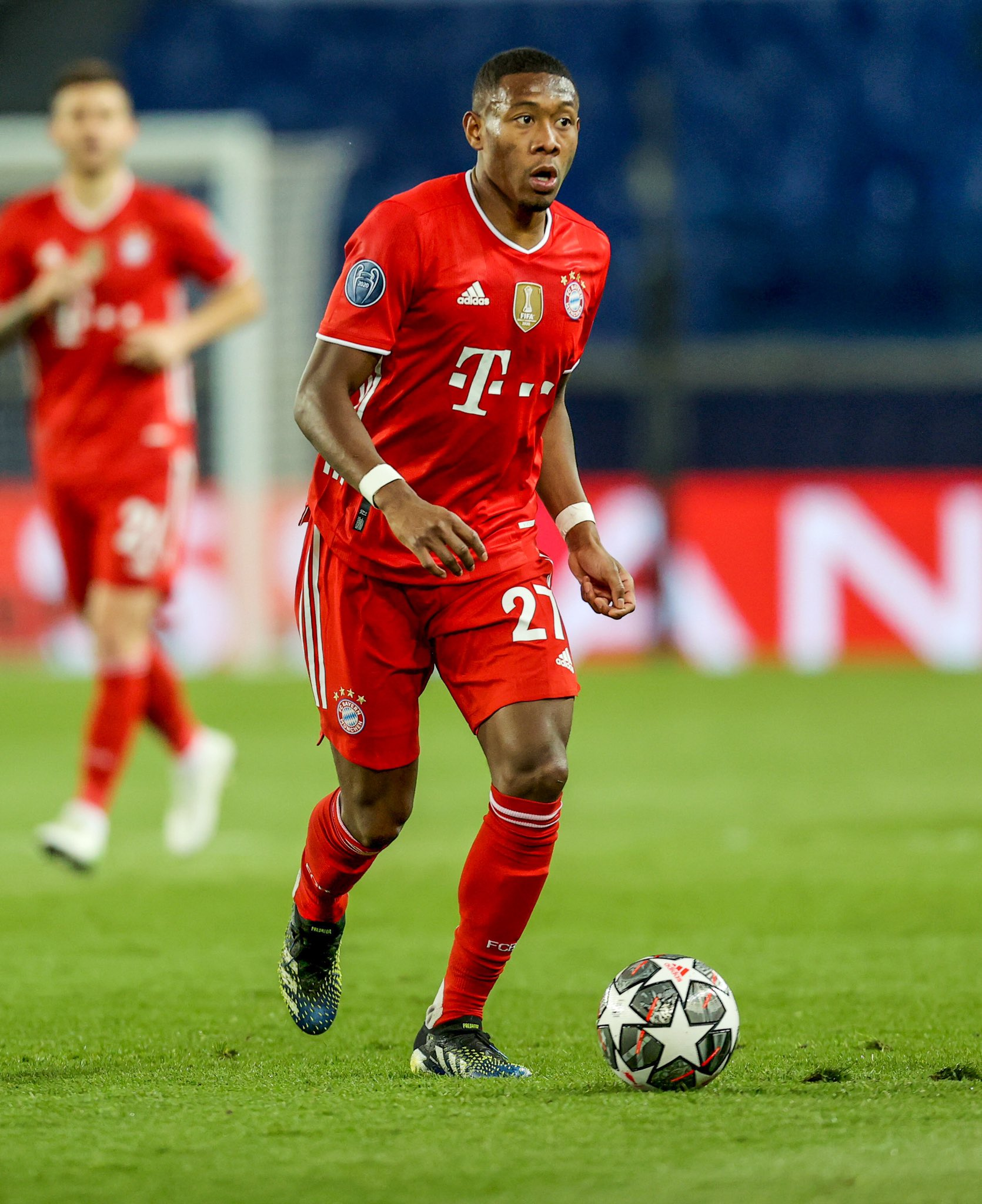 Kimmich Endorses Alaba's Move To Real Madrid