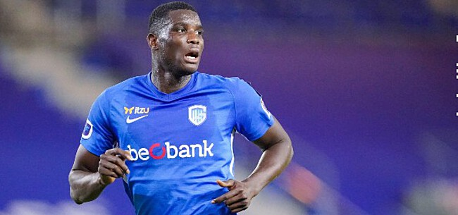 Genk Chief Conde: We Won't Stop Onuachu From Moving To Another Club