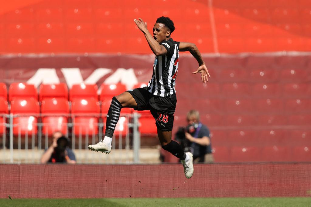Premier League :  Newcastle United Hold Liverpool In Thrilling Contest