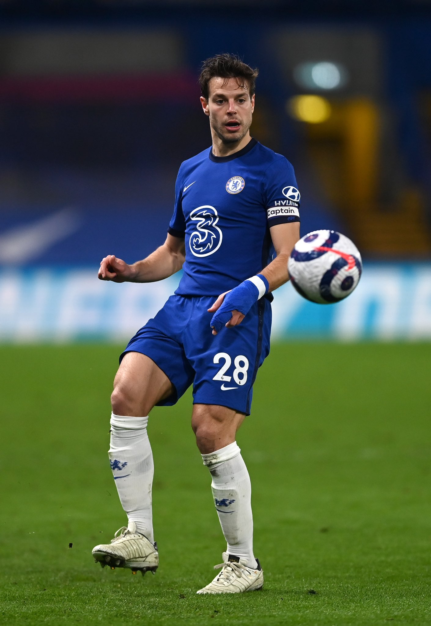 Atletico Madrid Linked With Summer Move For Chelsea Skipper Azpilicueta